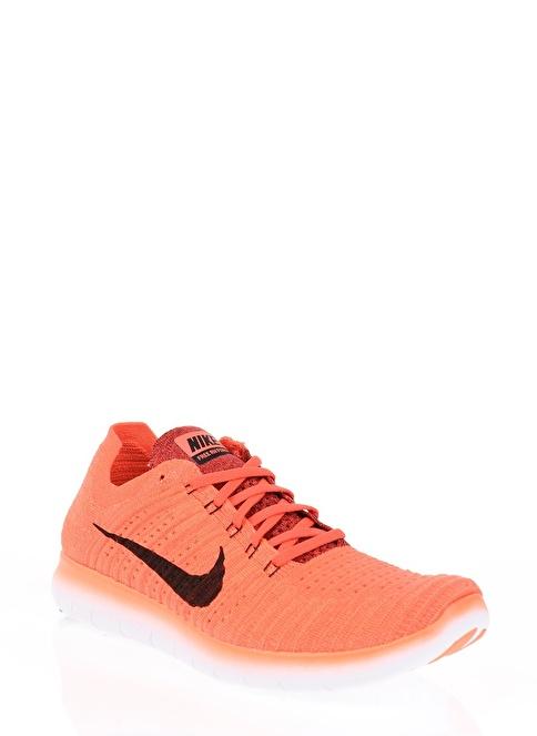 Nike Nike Free Rn Flyknit Kırmızı